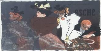 'Asche' book cover, 1895