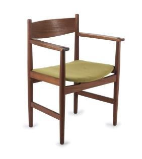 'CH 37' easy chair, 1962