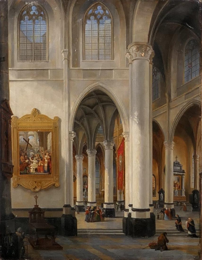 "De Cauwer E., ""Int. de l'Egl.e St Michel ˆ Gand"","