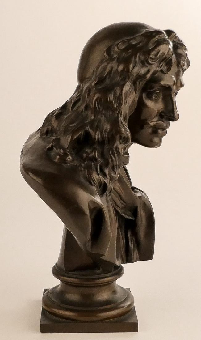 Unsigned, Molire, bronze, F. BarbŽdienne Fondeur - - 2