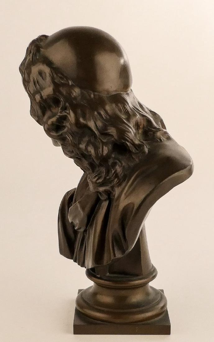 Unsigned, Molire, bronze, F. BarbŽdienne Fondeur - - 4