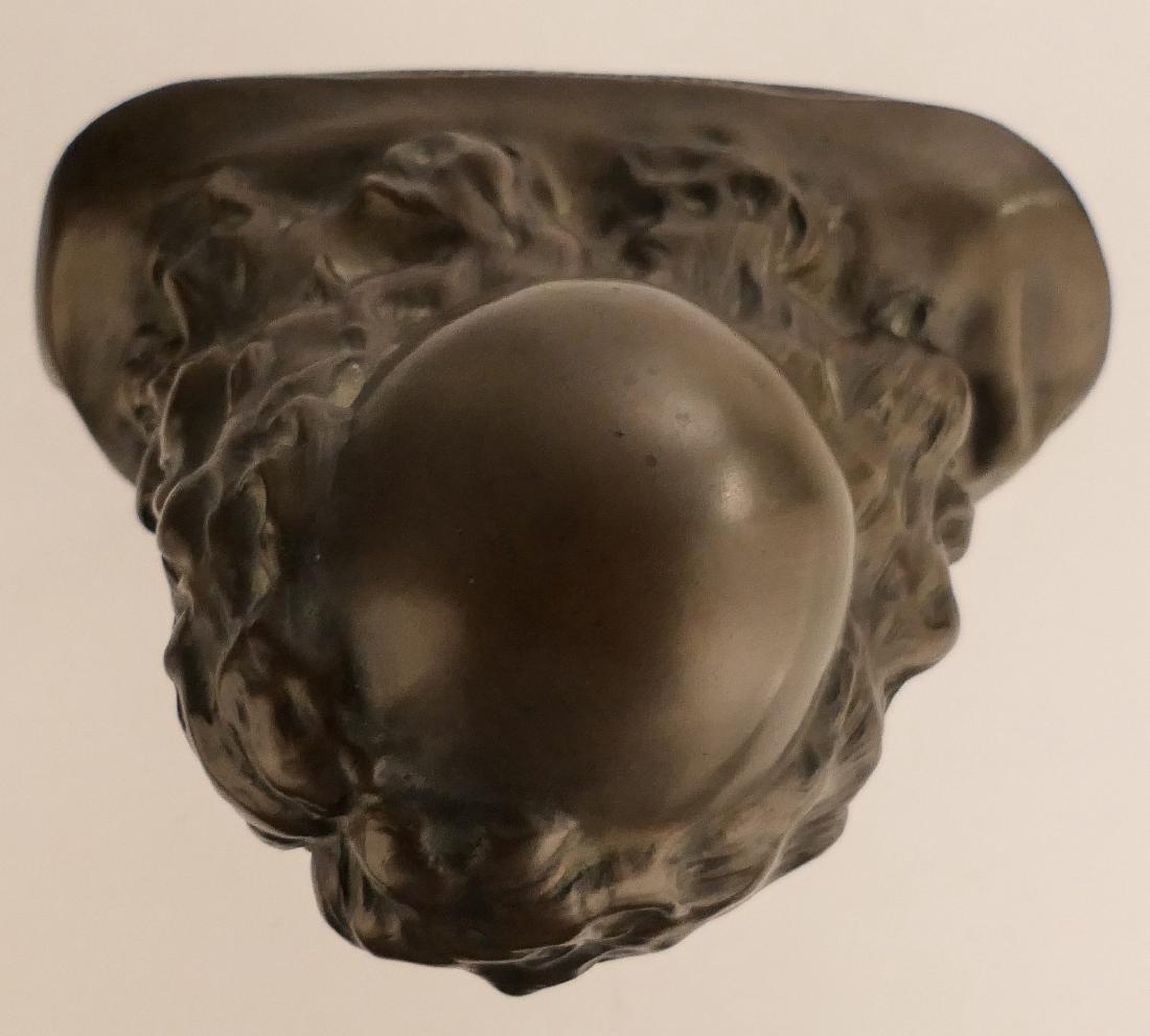 Unsigned, Molire, bronze, F. BarbŽdienne Fondeur - - 6