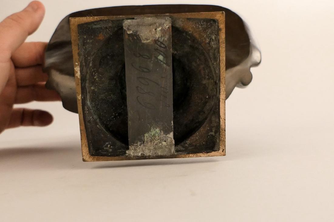 Unsigned, Molire, bronze, F. BarbŽdienne Fondeur - - 7