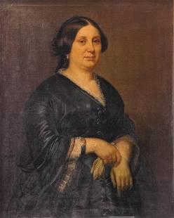 Picquez a portrait of Catherine Jeanne Van de Steene
