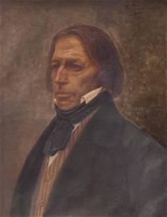 Rommelaere E a portrait of Francois Van de Steene