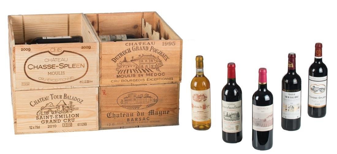 Eleven bottles Ch. Tour Baladoz Saint-Emilion, Grand