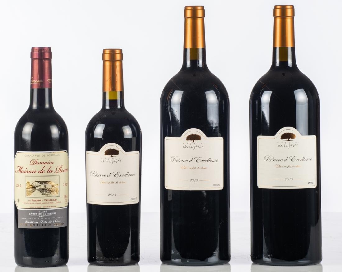 Thirteen bottles and two magnums Domaine de la Jasse - 2