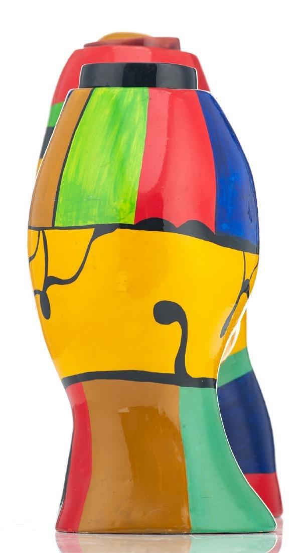 Niki De Saint Phalle, 'Chameau', polychrome painted - 4