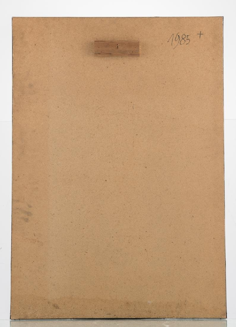Bosschem W., 'Zonnegod I' and 'Zonnegod II', acrylic - 4