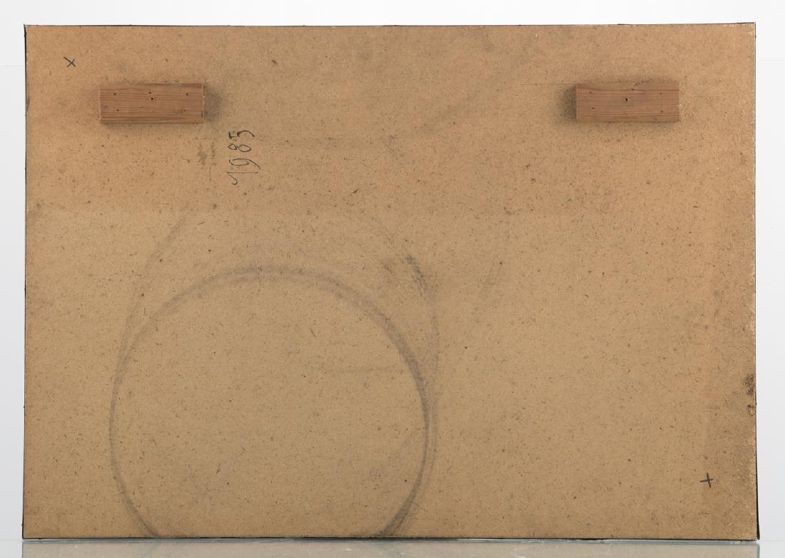 Bosschem W., 'Zonnegod I' and 'Zonnegod II', acrylic - 7