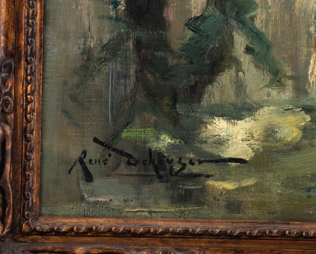 De Keyser R., 'La rivière la Dyle a Héverlé' (a view on - 4