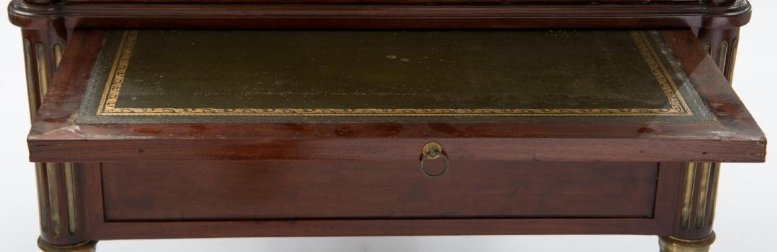 A fine French Louis XVI style bureau a cylindre after - 6