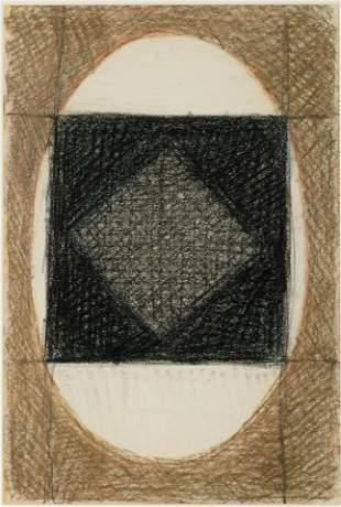 Van Severen D, an untitled geometric abstraction,