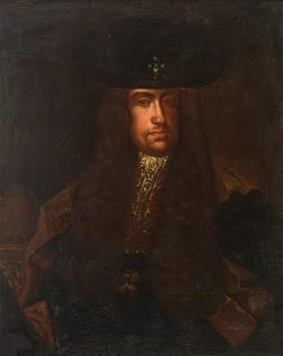 Charles VI (1685-1740), Holy Roman Emperor, 70 x 87 cm