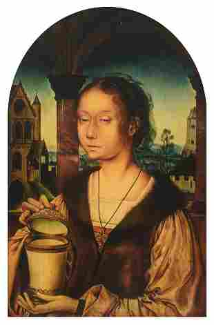 After Quentin Matsys (1466–1530), St. Mary Magdalene,