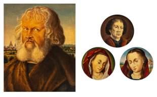 A collection of fine copies after Albrecht Dürer