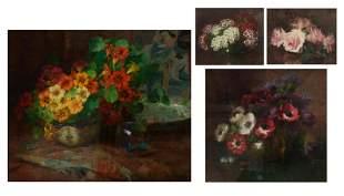 Julien Stappers (1875-1960), 20 x 23 - 62 x 71 cm