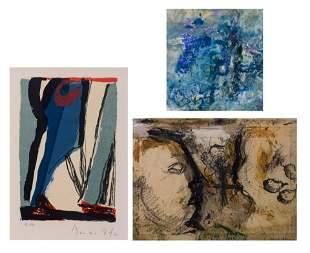 Karel Dierickx (1940 - 2014), 12,4 x 13,3 - 16 x 21,5