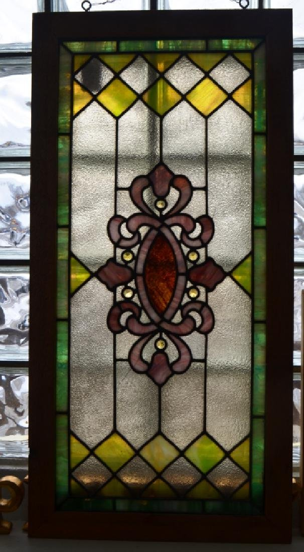 Stained Glass Panel - 2