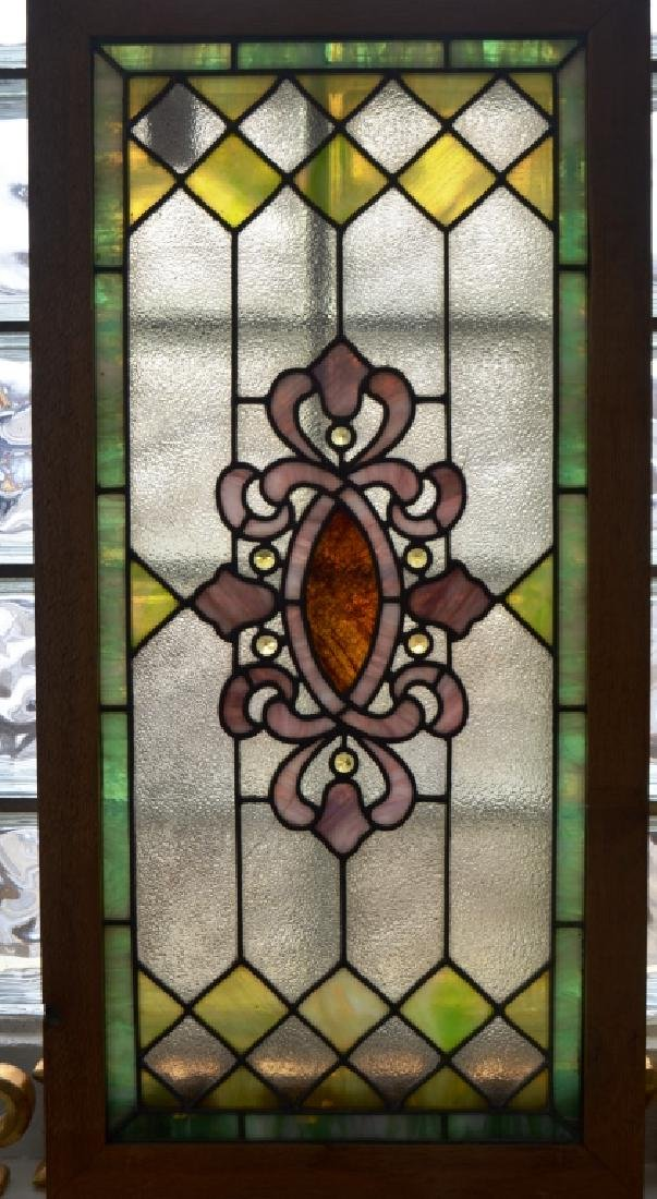 Stained Glass Panel - 3