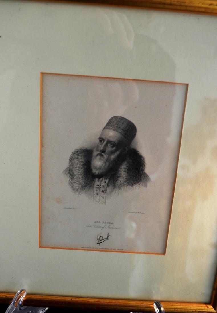 Pair of Turkish Portraits