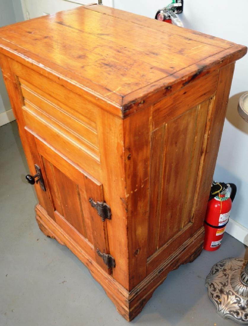 Antique Oak Dry Sink