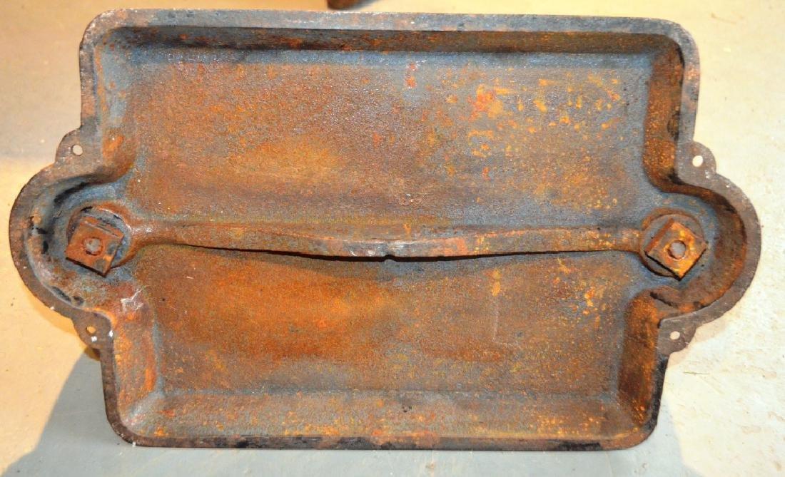 Antique Cast Iron Book Press Binder - 2