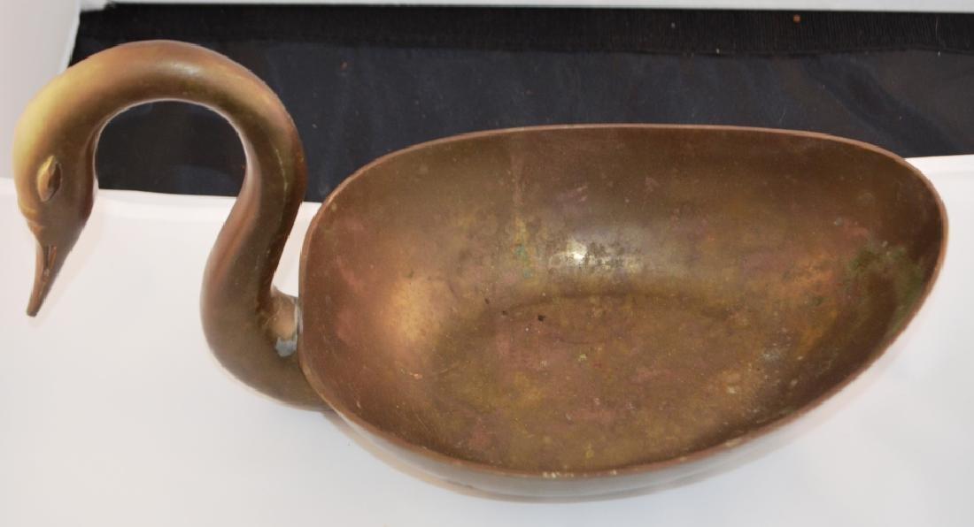 Brass Goose Bowl India