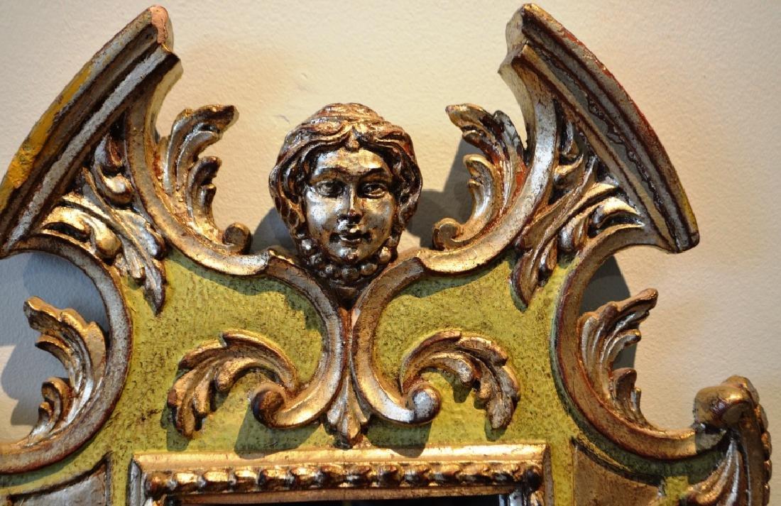Decorative Wall Mirrors Pair - 2