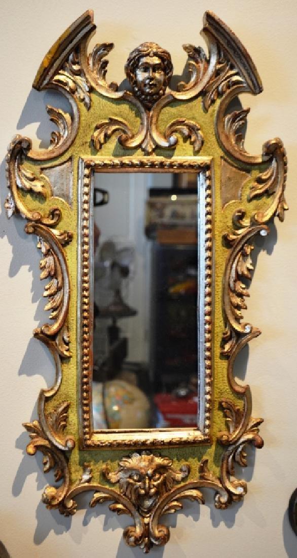 Decorative Wall Mirrors Pair - 3