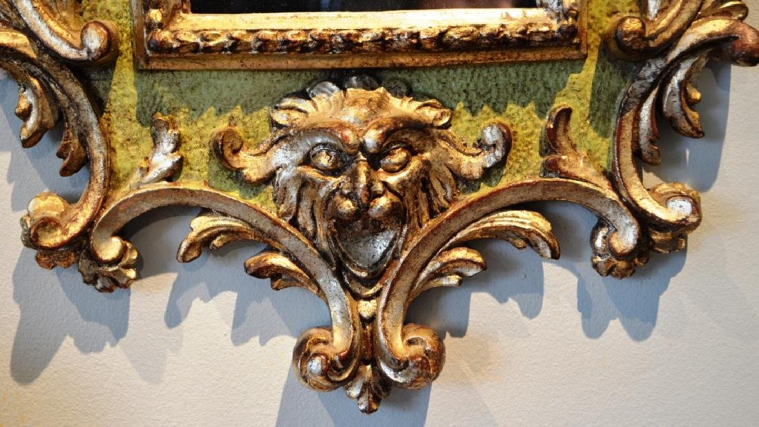 Decorative Wall Mirrors Pair - 5