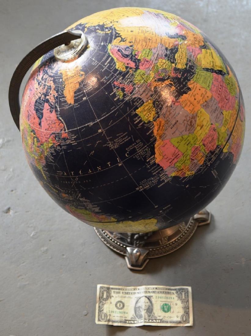 Globemaster Metal Bottom Globe - 2