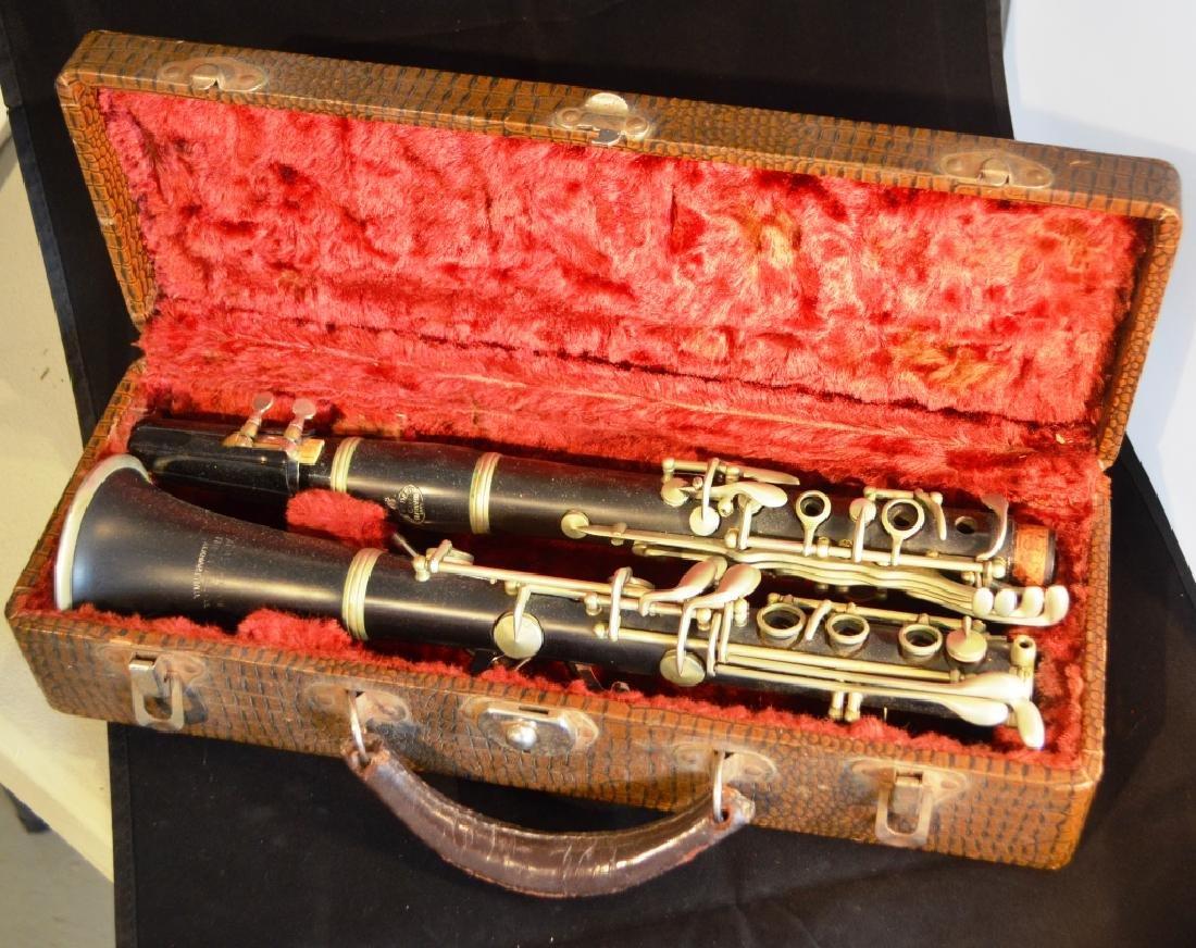 Clarinet in Case Harry Pedler & Co