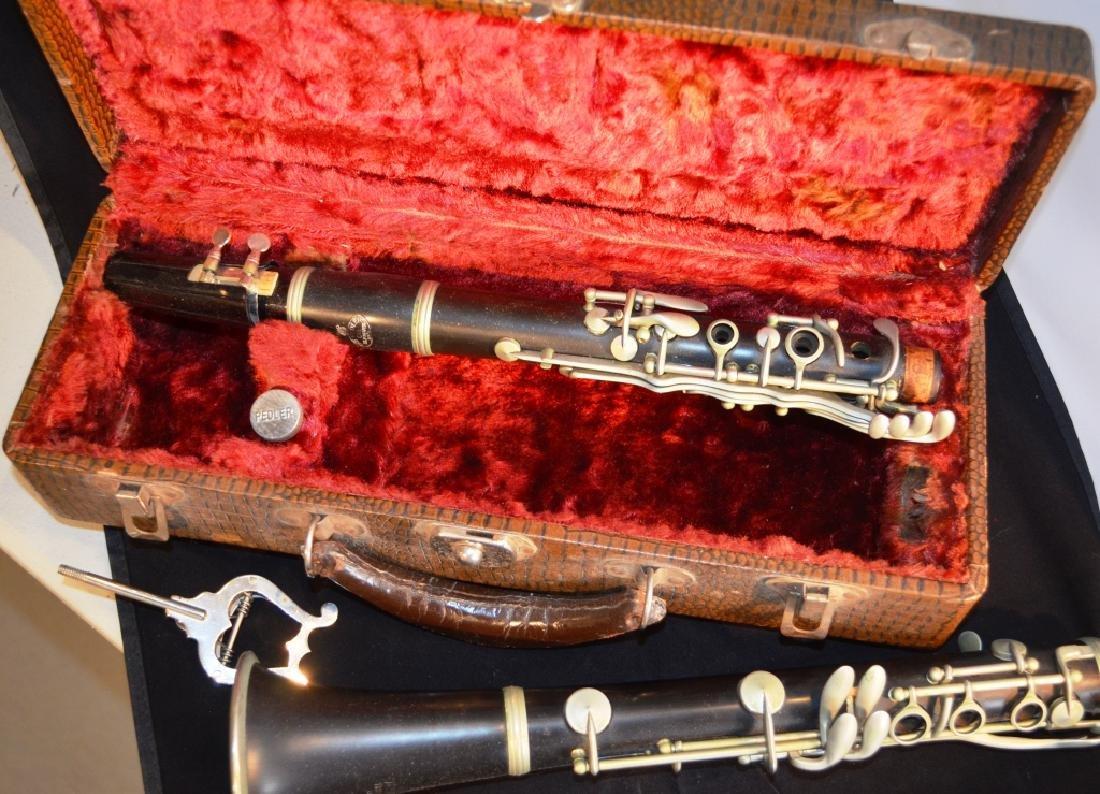 Clarinet in Case Harry Pedler & Co - 2