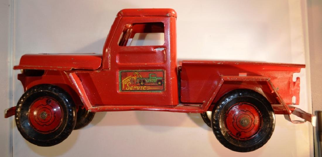 Marx Toy Tow Truck