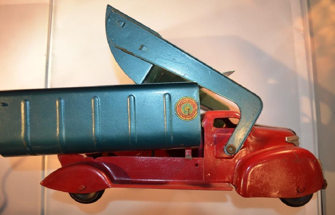 Marx Toy Dump Truck