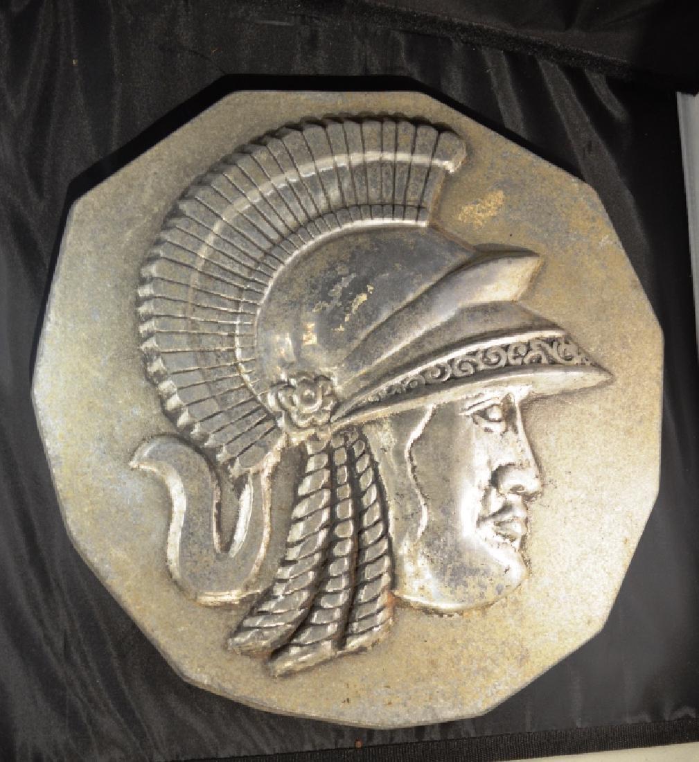 Roman Centurion Plaque
