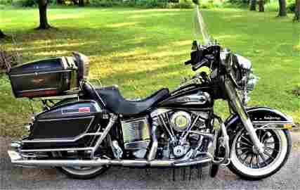 80 FLH Harley Davidson Electra Glide Full Dresser