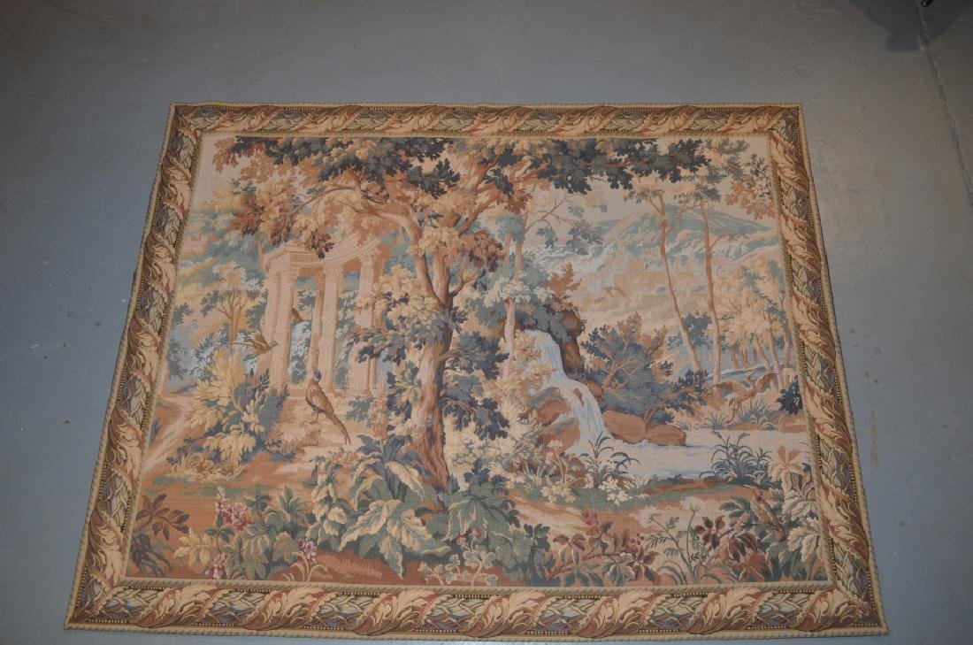 Large French Tapestry - 4