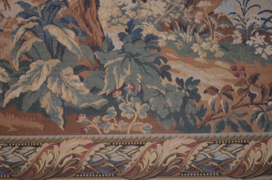 Large French Tapestry - 5