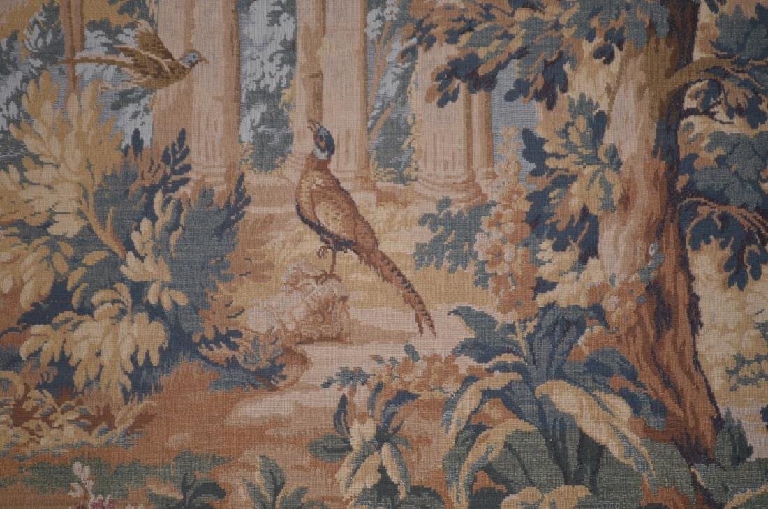 Large French Tapestry - 6