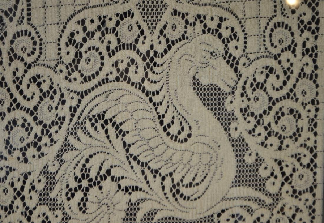 Lace Fragment of Griffin Runner - 3