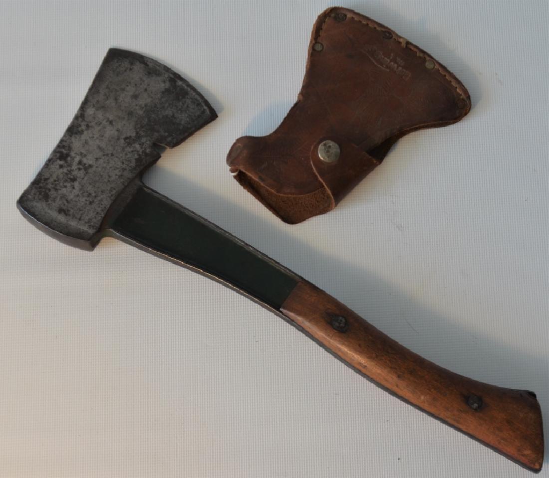 Vintage Boy Scouts Genuine Plumb Hatchet Sheath