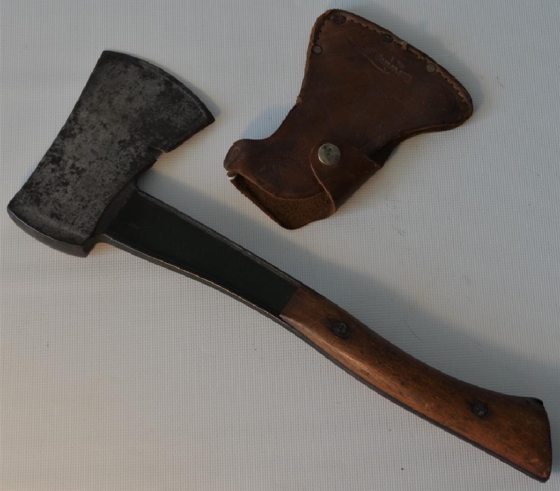 Vintage Boy Scouts Genuine Plumb Hatchet Sheath - 2