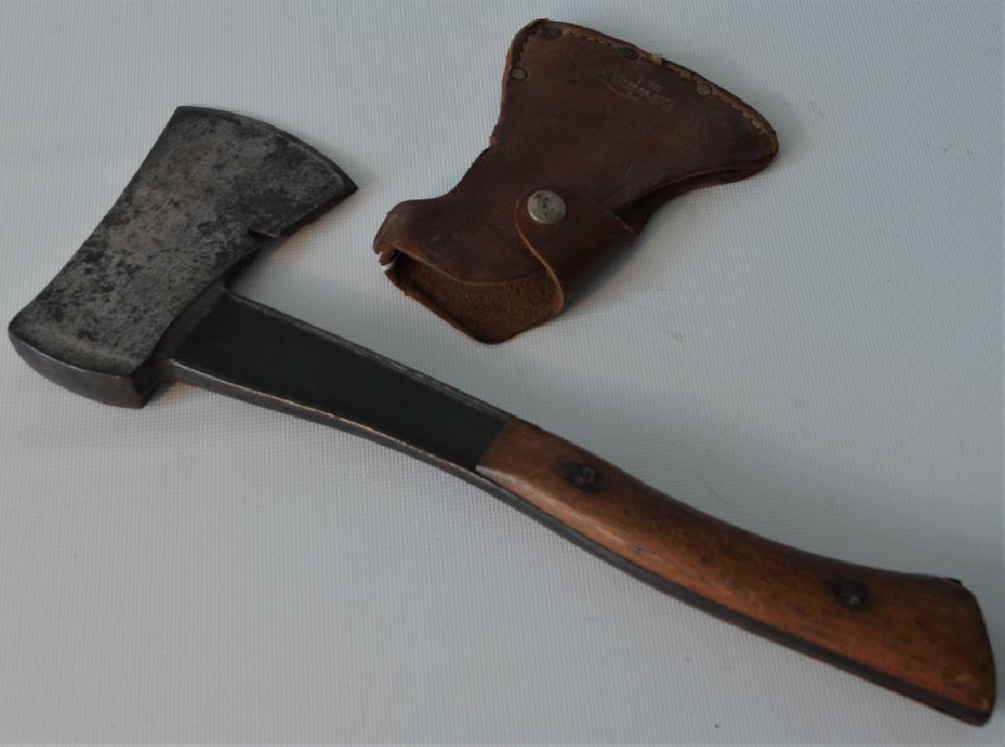 Vintage Boy Scouts Genuine Plumb Hatchet Sheath - 7