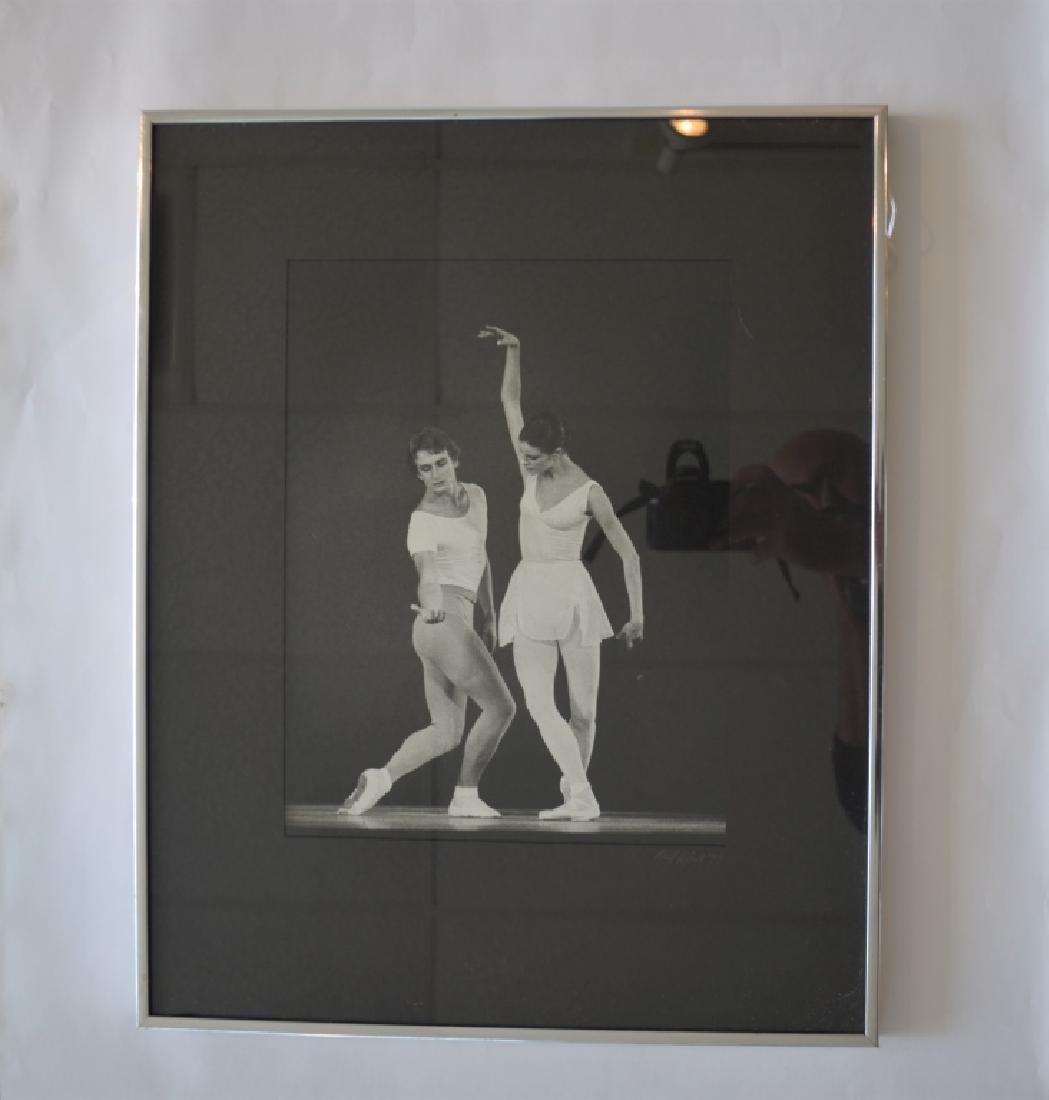 Original Paul Kolnik Ballet Photo 1977