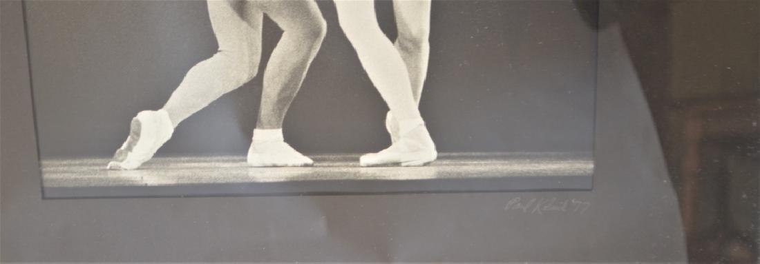 Original Paul Kolnik Ballet Photo 1977 - 2