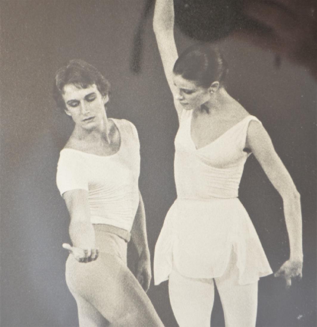 Original Paul Kolnik Ballet Photo 1977 - 3