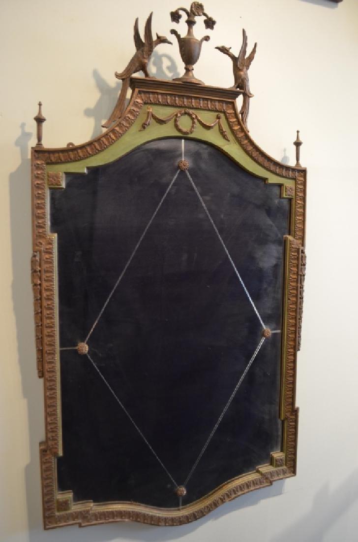 Vintage Neoclassical Mirror - 4