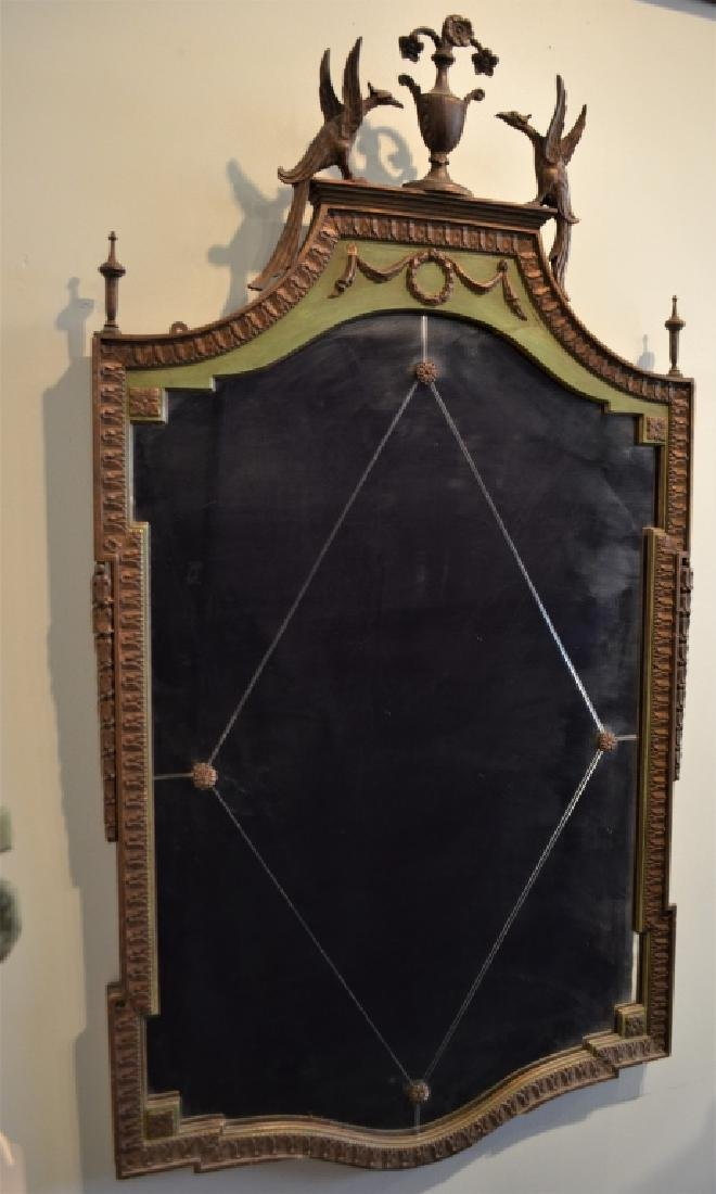 Vintage Neoclassical Mirror - 5